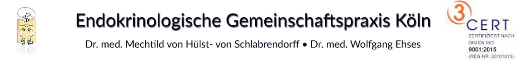 Endokrinologische Gemeinschaftspraxis Köln